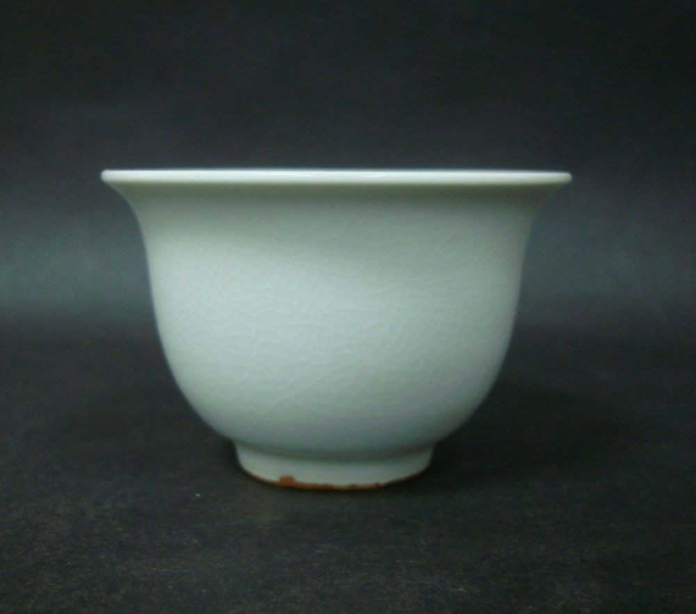 Fine Old Chinese White Glaze Porcelain Cup